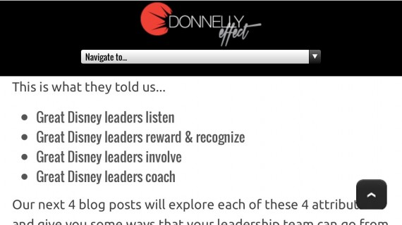 Mike Donnelly's website