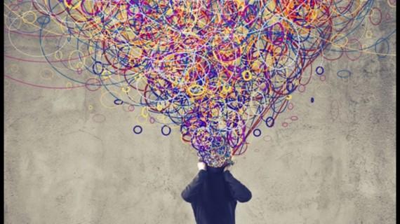 Avant garde mind explosion