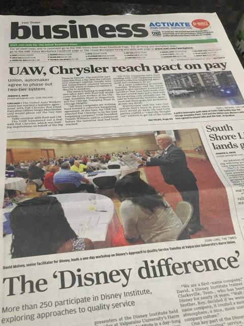 Northwest Indiana newspaper
