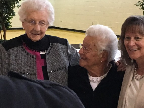 90-year olds