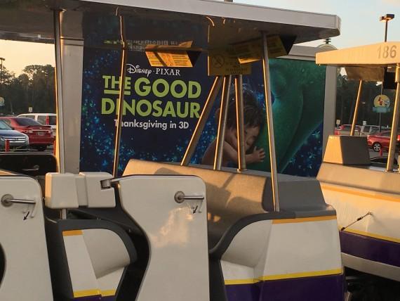 The Good Dinosaur ad