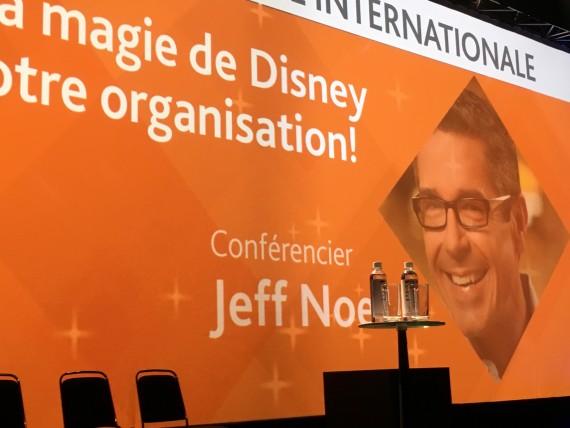 Top Disney Conference Keynote Speaker