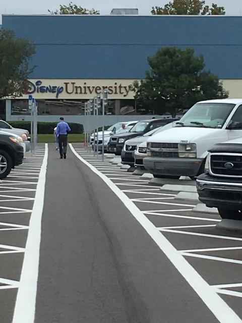Disney University exterior view