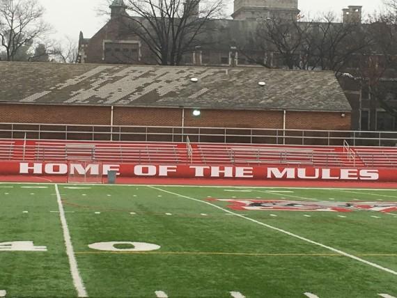 Muhlenberg College stadium