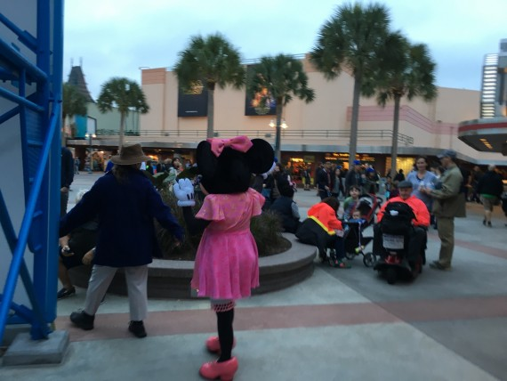 Minnie Mouse at Disney's Hollywood Studios