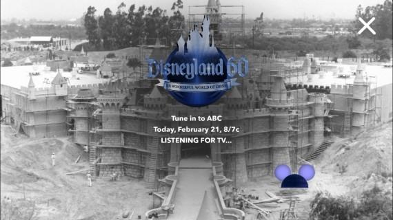 iPhone screen shot of Disney Applause app