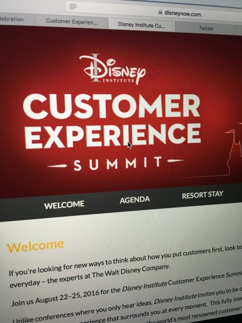 Disney Institute Keynote Speakers