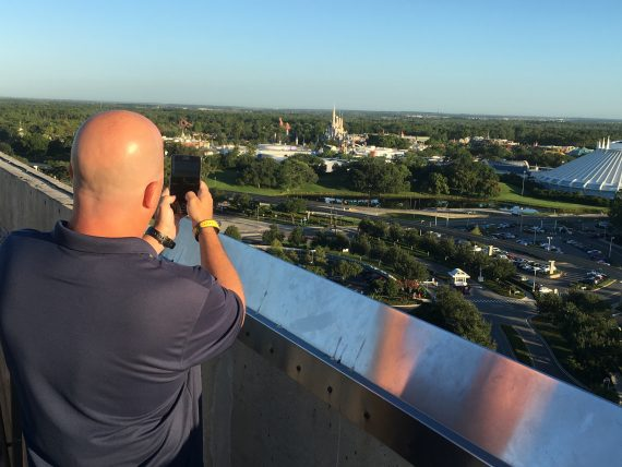 Disney Observation Deck