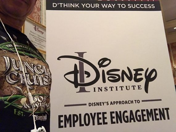 Disney Institute expert speakers