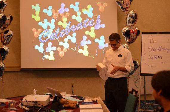 Disney Institute facilitator
