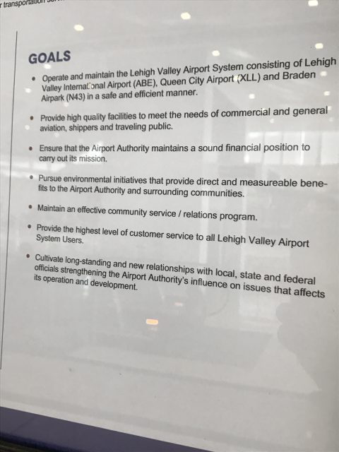 Lehigh Valley Airport