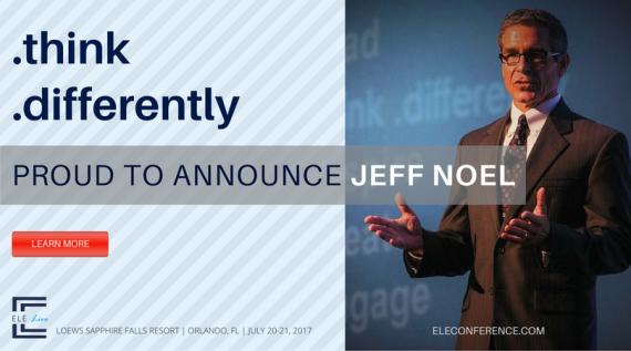 Disney Leadership Keynote Speaker jeff noel