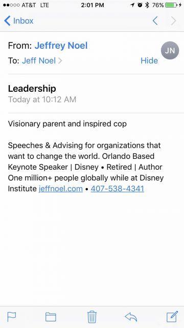 Disney leadership expert speaker