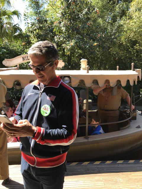 Disney keynote speaker jungle jeff noel