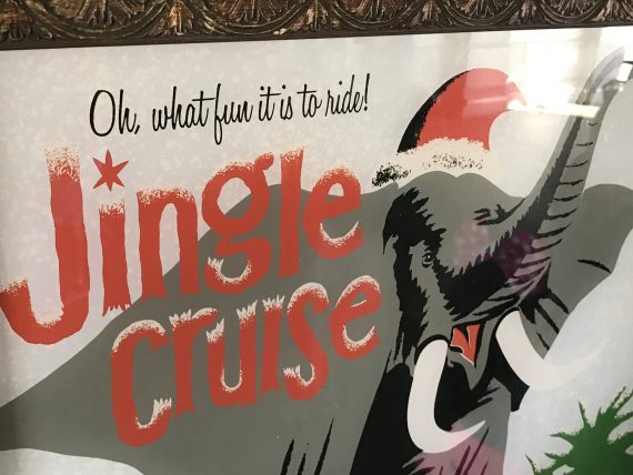 Disney Jingle Cruise poster