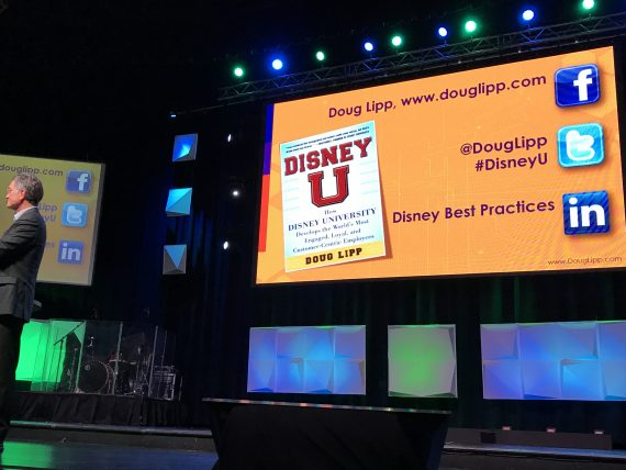 Disney Keynote Speech