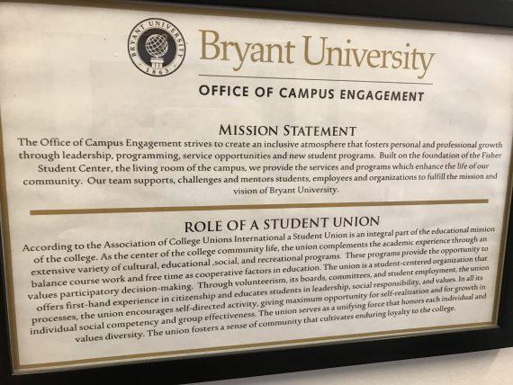 Bryant University Mission