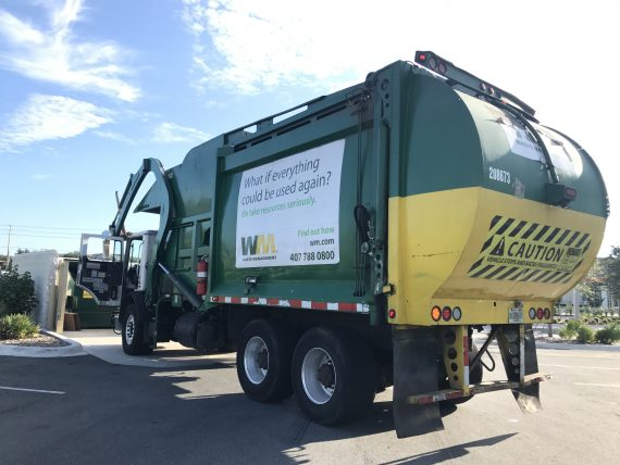 Inspiring vision for waste management