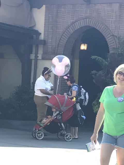 Friendly Disney Cast Member