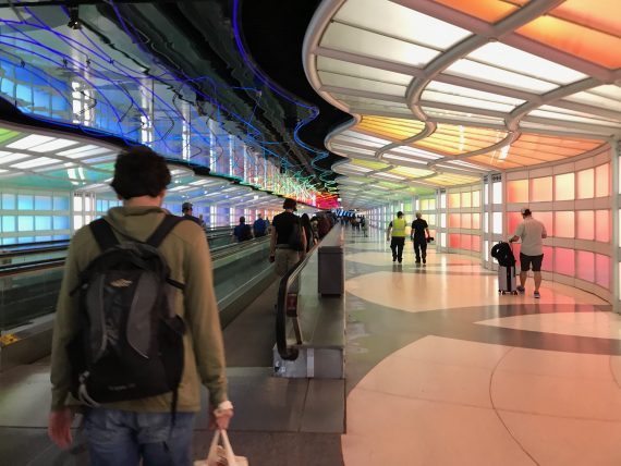 Chicago airport