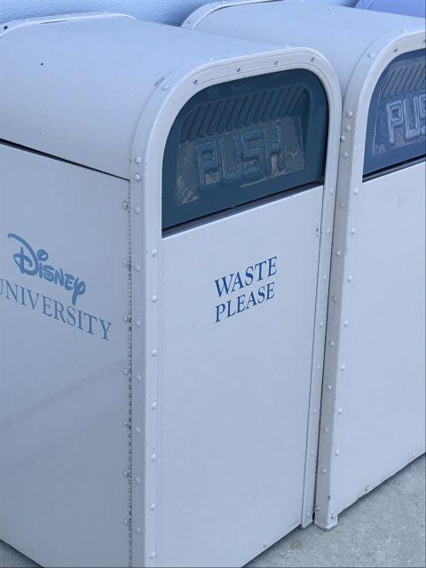Disney Trash cans