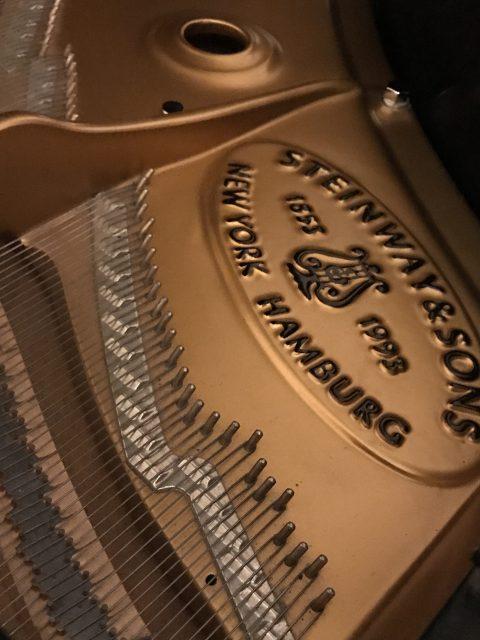 Disney's Disney's Grand Floridian lobby piano