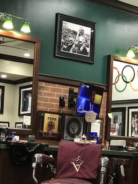 Barber shop near Disney