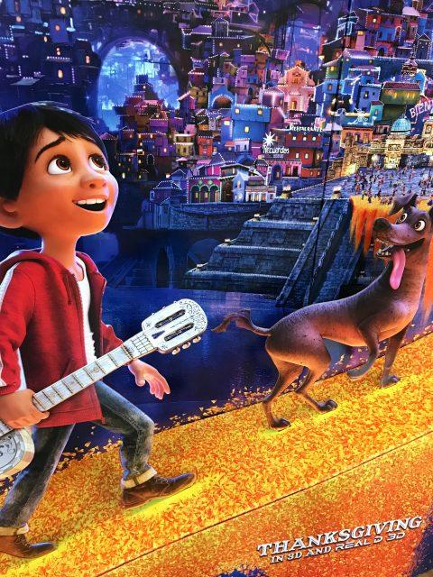 Disney Pixar Coco Ad
