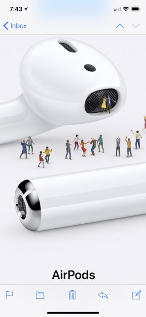 Apple Air Pods photo