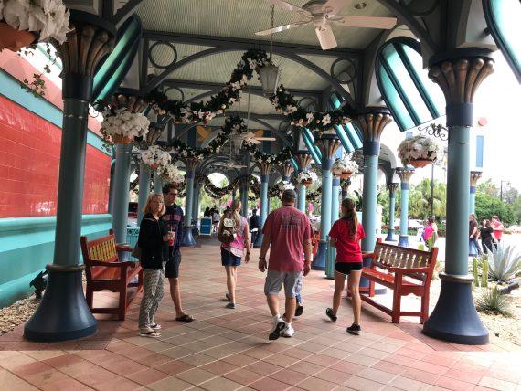 Disney's Coronado Springs Resort.