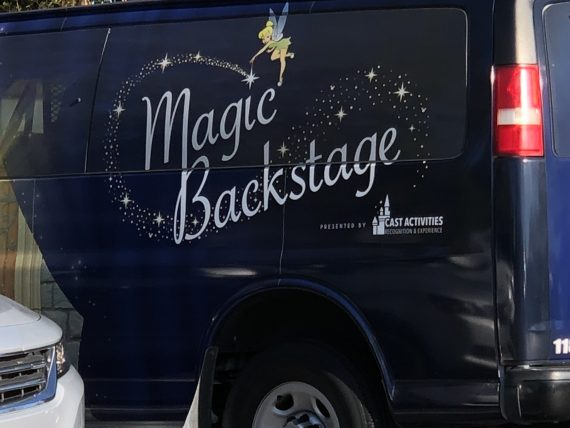 Disney's Magic Backstage