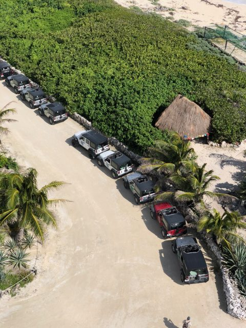 Cozumel Jeep excursion