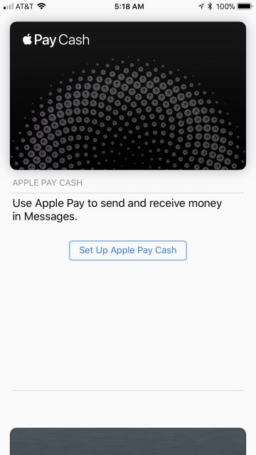Apple Pay enhancement