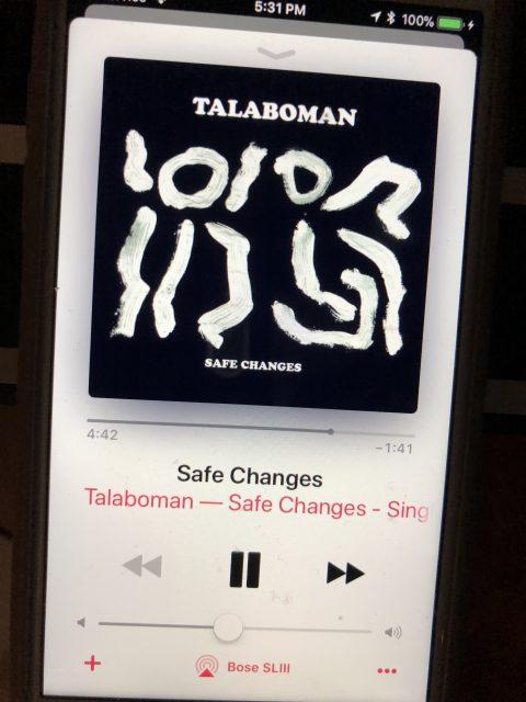 Talaboman song