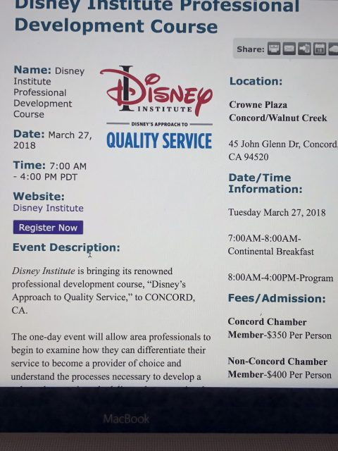 Disney Business Speakers