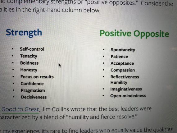 rare leadership concepts