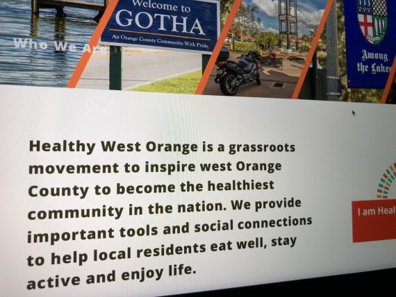 Healthiest community in America