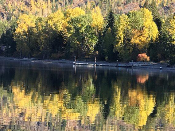 Glacier National Park in Fall