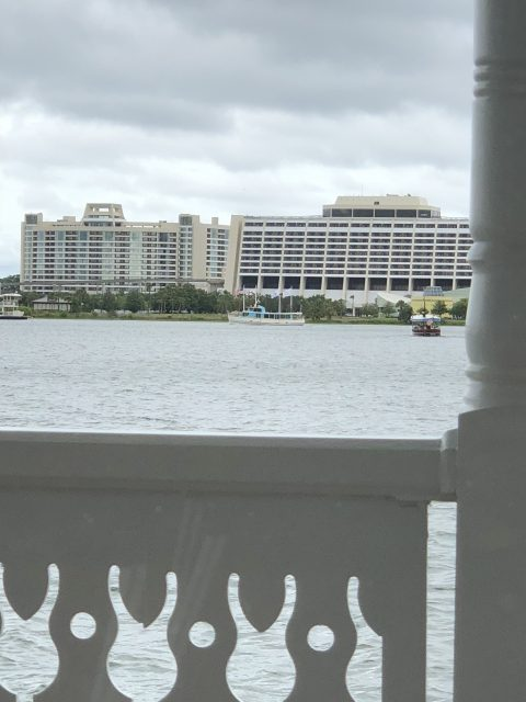 Contemporary Resort from Grand Floridian