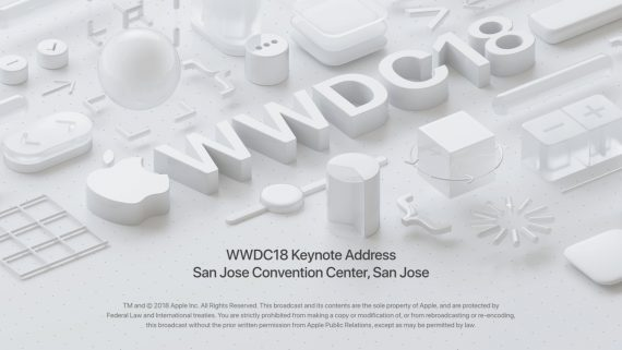 Apple 2018 developer conference