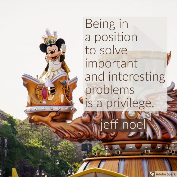 Disney leadership speaker