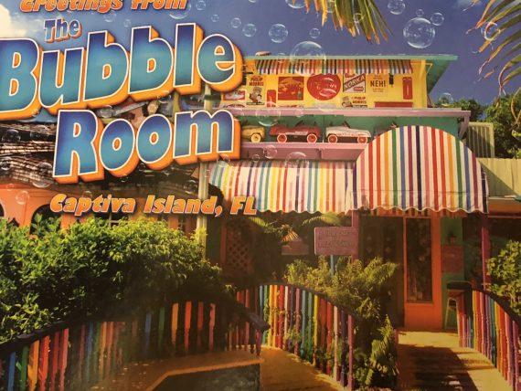 Bubble Room building