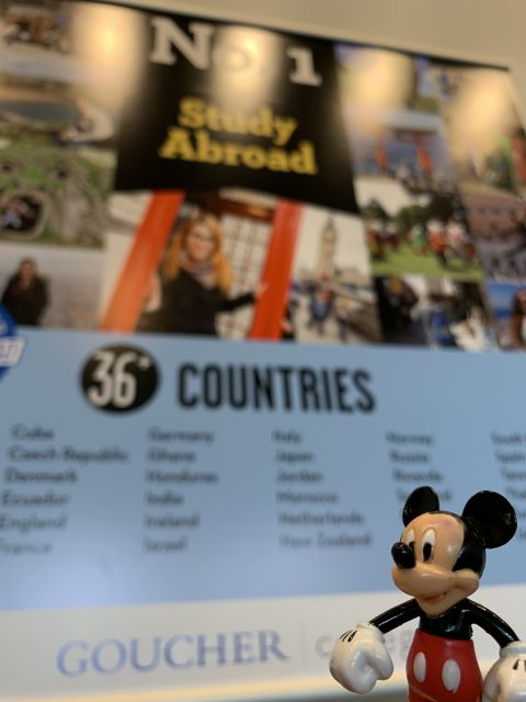 Goucher College study abroad