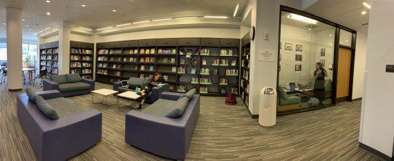Goucher library