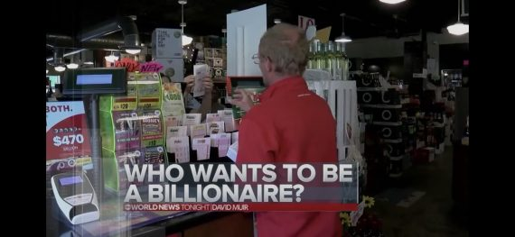 lottery billionaire