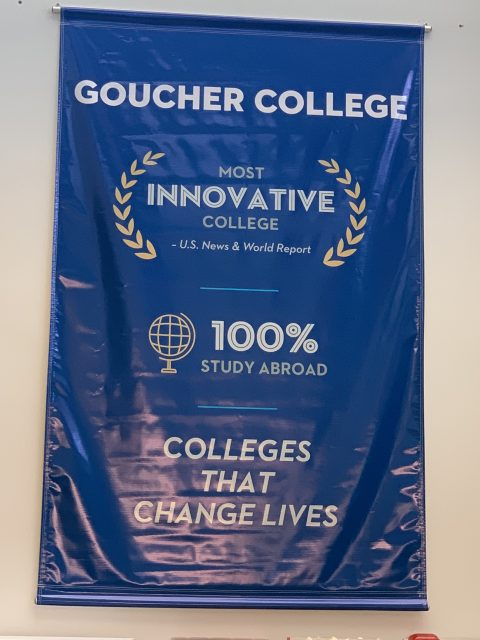 Goucher College accolades