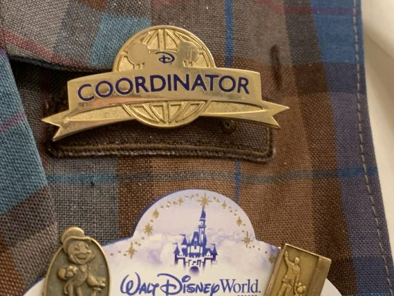 Disney Cast Pins
