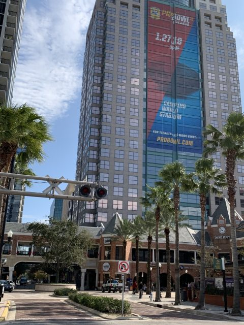 Orlando hosts 2019 NFL Pro Bowl