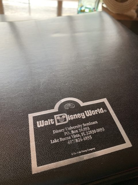 Disney University Seminars