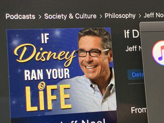 Disney Podcast jeff noel